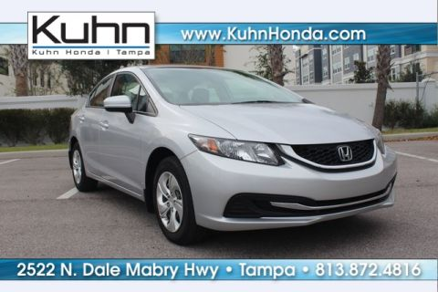 Pre Owned 2015 Honda Civic LX